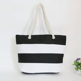Women Beach Canvas Large Tote