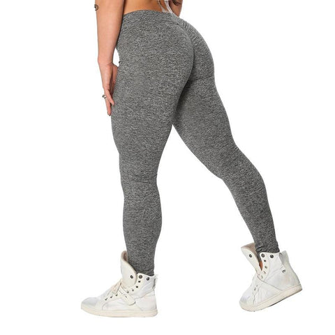 Casual Push Up Yoga & Fitness Leggings