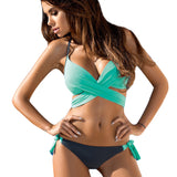 FREE Sexy Criss Cross Bikini Set - Many Colors & Styles to Choose From!