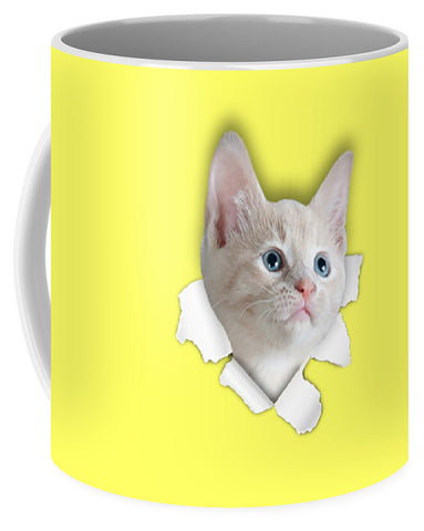 Beautiful Cat 3D Print Mug