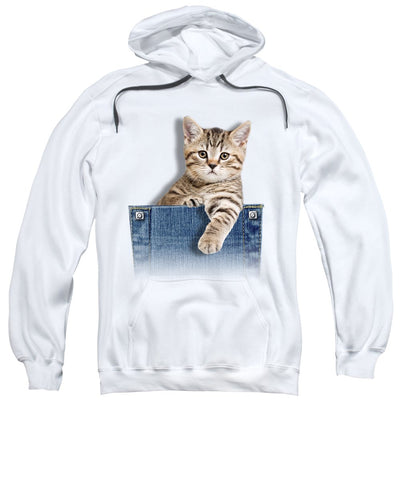 Beautiful Cat Print Sweatshirt