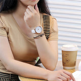 Luxury Brand Casual Ladies Wristwatch