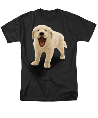 Cute Puppy Men's T-Shirt