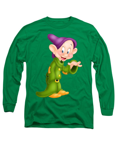 Dopey Dwarf Long Sleeve T-Shirt for Men & Women