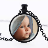 Personalized Photo Pendants Custom Necklace - Perfect Gift for Any Friend or Family Member