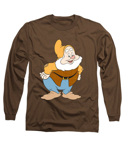 Happy Dwarf Long Sleeve T-Shirt for Men & Women