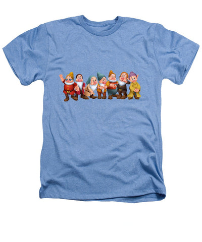 Seven Dwarfs Heathers T-Shirt for Men & Women