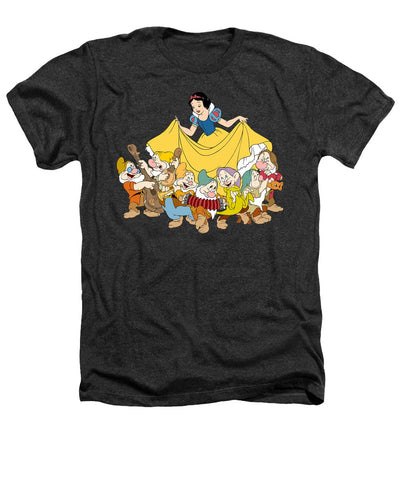 Snow White And Seven Dwarfs Heathers T-Shirt for Men & Women