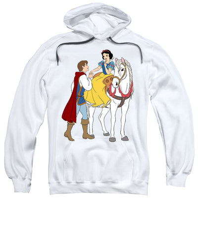 Snow White And The Prince Sweatshirt for Men & Women