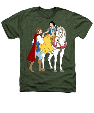Snow White And The Prince Heathers T-Shirt for Men & Women