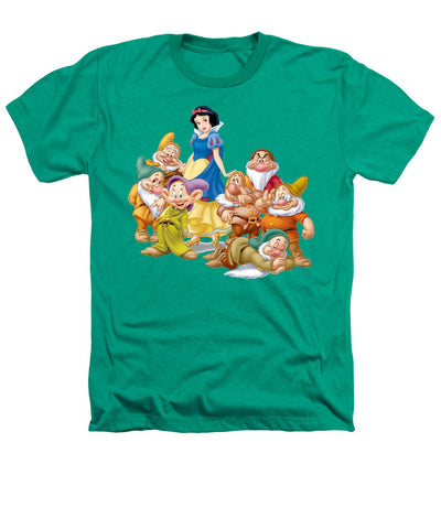 Snow White And The Seven Dwarfs Heathers T-Shirt for Men & Women