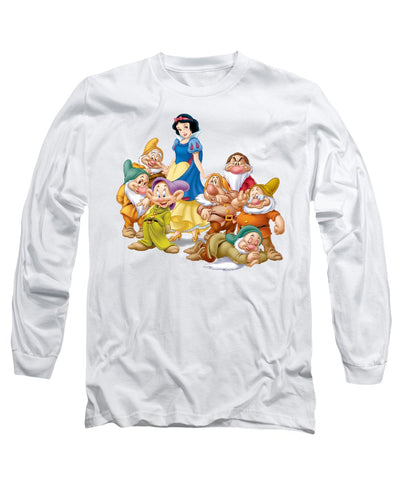Snow White & The Seven Dwarfs Long Sleeve T-Shirt for Men & Women