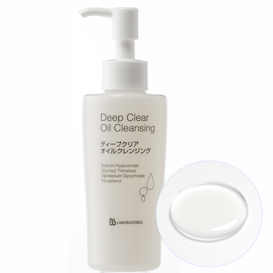 bb laboratories Deep Clear Oil Cleansing 150ml