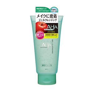 AHA by CLEANSING RESEARCH Gel Cleansing make up remover 145ml