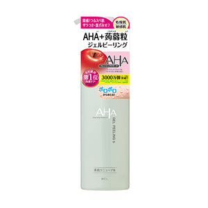 AHA by CLEANSING RESEARCH Gel peeling b 145ml exfoliator
