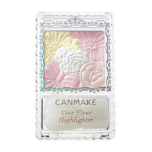 Canmake Glow Fleur Highlighter [02] Illuminate Light☆
