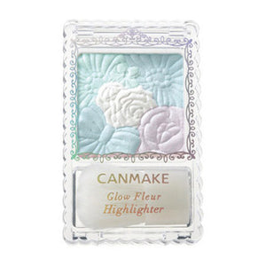 Canmake Glow Fleur Highlighter[01] Planet Light☆