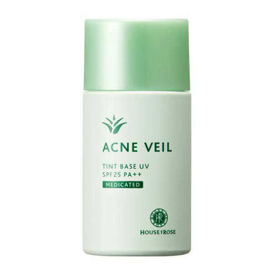 House of Rose Acne veil tint base UV n (SPF 25 PA ++) 30 mL
