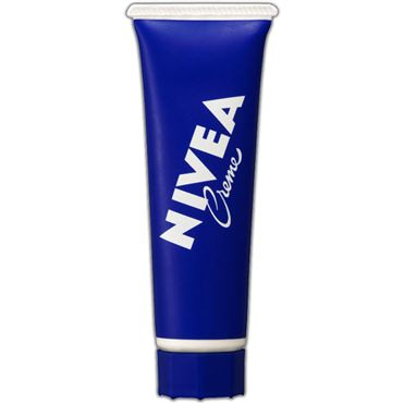 NIVEA cream 50g tube type made in Japan