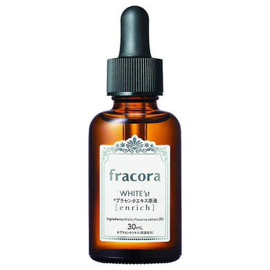FRACORA fracora WHITE'st Placenta Enriched 30mL  Japan
