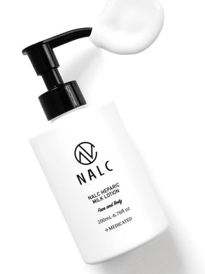 NALC Medicated Heparin Milk Lotion