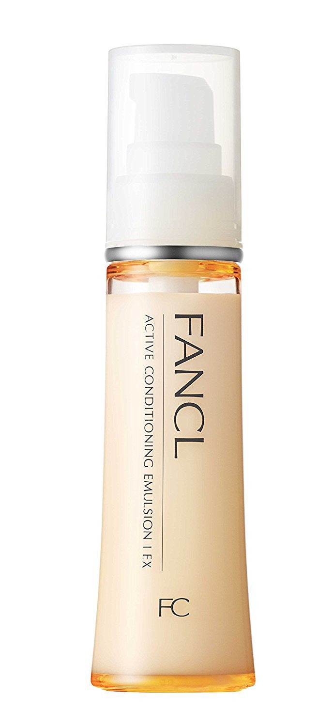 Fancl Active Conditioning EX Emulsion I Revitalizing Enriched Emulsion for Normal to Oily Skin