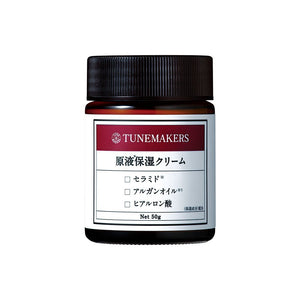 TUNEMAKERS Moisturiser Face cream 50g