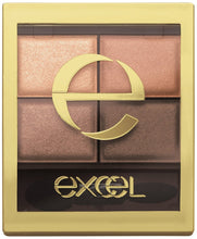 excel Skinny Rich Shadow SR03 Royal Brown