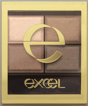 excel Skinny Rich Shadow  SR04 Smokey Brown