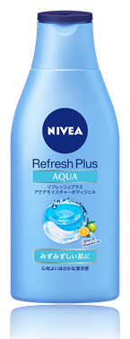 NIVEA BODY Refresh Plus Aqua Moisture Body gel 200ml
