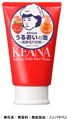 Keana Nadeshiko Baking Soda Face Foam 100g