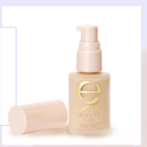EXCEL Milky Fit Fluid Foundation