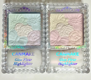 Canmake Glow Fleur Highlighter