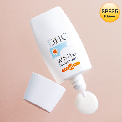 DHC white sunscreen SPF35・PA+++ 30ml Japan