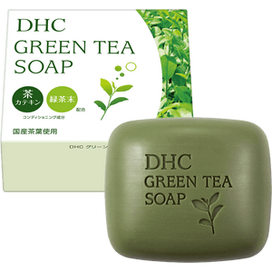 DHC Green soap 80g