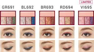 integrate Accent color eyes CC eyeshadow