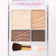 CEZANNE Airy Touch Shadow 01: Beige Brown