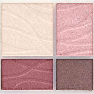 CEZANNE Airy Touch Shadow 04: Cassis Brown