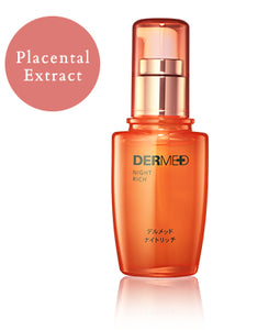 DERMED NIGHT RICH 28ml (About 2 to 3 months worth)