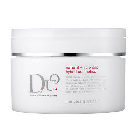 Duo Cleansing Balm Make up remover massage care