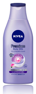 NIVEA BODY Premium Body Milk body cream 200g