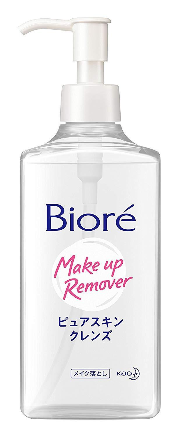 Biore Pure Skin Cleanse cleansing 50ml 230ml 210ml Oil Makeup Remover