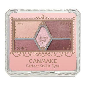 Canmake Perfect Stylist Eyes Eye Shadow