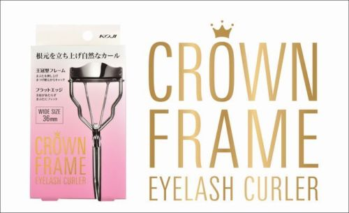 KOJI Crown Frame Eyelash Curler