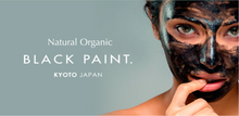BLACK PAINT Soap Natural Organic Face wash pore care popular