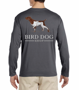 Bird Dog Shop Original Long Sleeve Tee