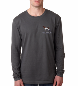 Bird Dog Shop Long Sleeve Tee