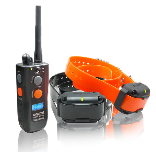Dogtra Super-X 2 Dog 1 Mile Remote Dog Trainer