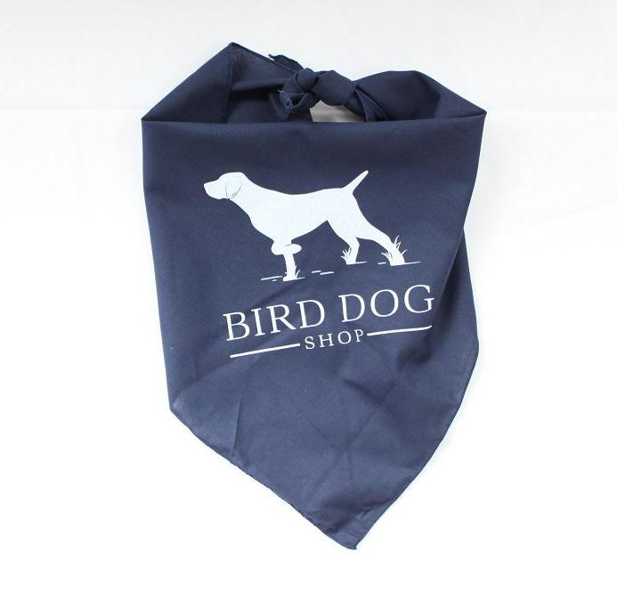 Bird Dog Shop Bandana