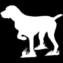 German Shorthaired Pointer Sticker 5x6""